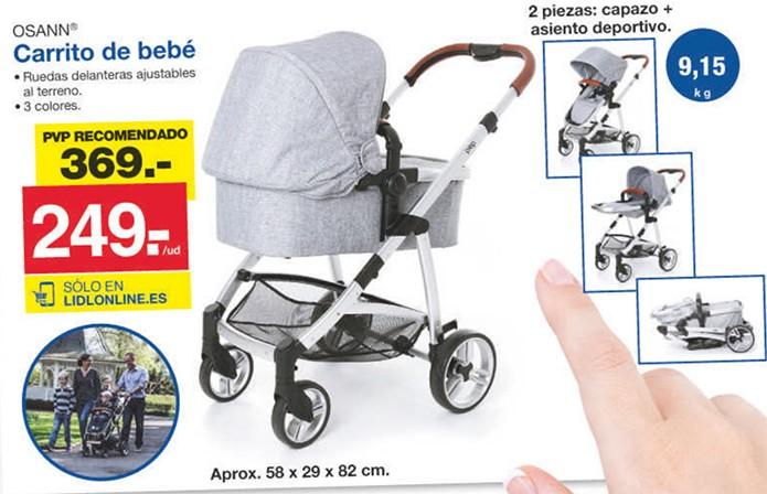 carrito bebe lidl - Catálogo LIDL del 21 al 27 noviembre