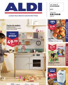 catalogo ALDI del 11 al 17
