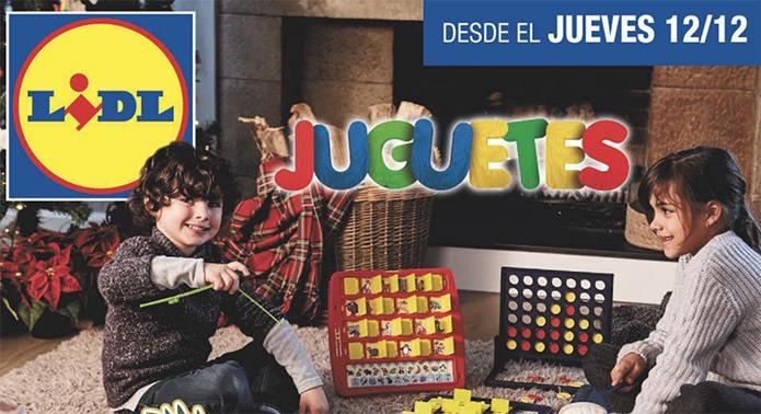 juguetes lidl 12 diciembre - Catálogo LIDL del 12 al 18 Diciembre