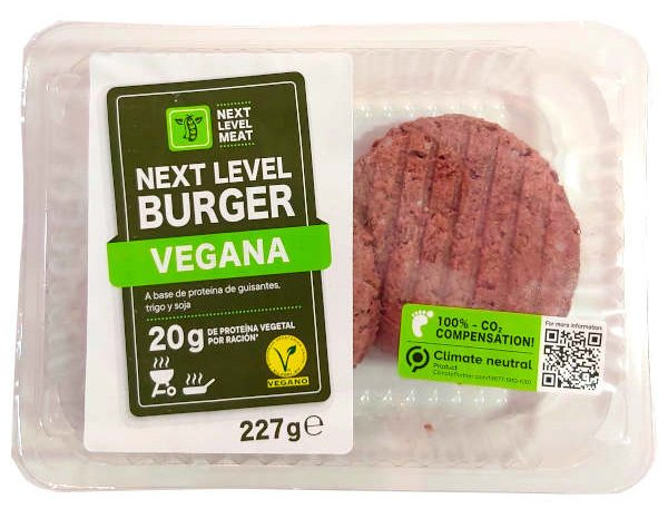 next level burger vegana lidl