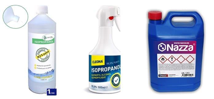 Alcohol Isopropilico - Alcohol Isopropílico