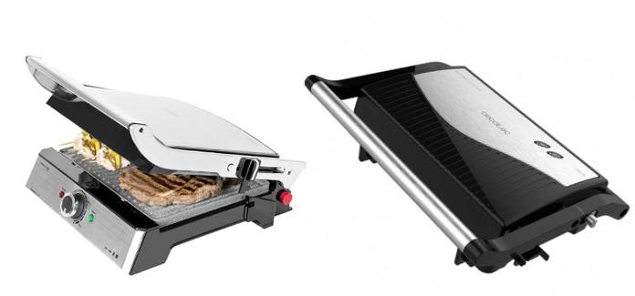 planchas grill cecotec - Planchas Grill Cecotec