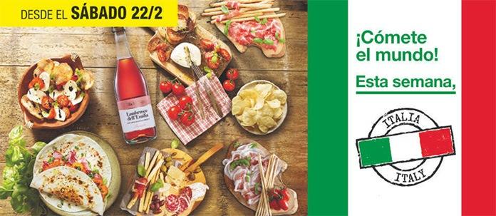 semana italia lidl - Catálogo LIDL del 20 al 26 febrero