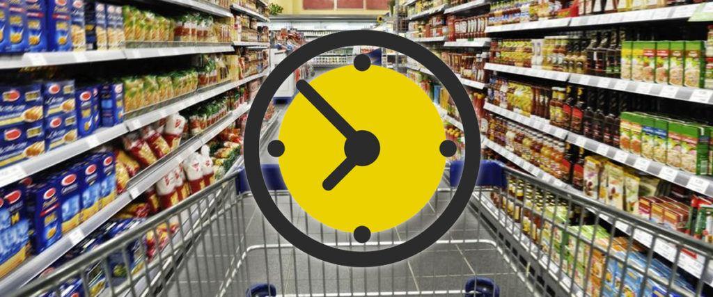 nuevos horarios supermercados 1024x427 - Cambios de  horarios en los supermercados