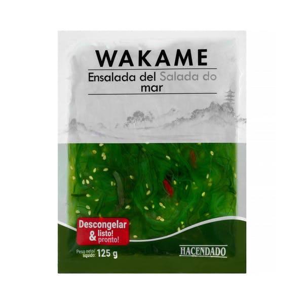 Wakame ensalada del mar congelada - Wakame en Mercadona