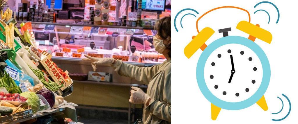 mejor horas para comprar 1024x427 - La mejor hora para ir a comprar al supermercado