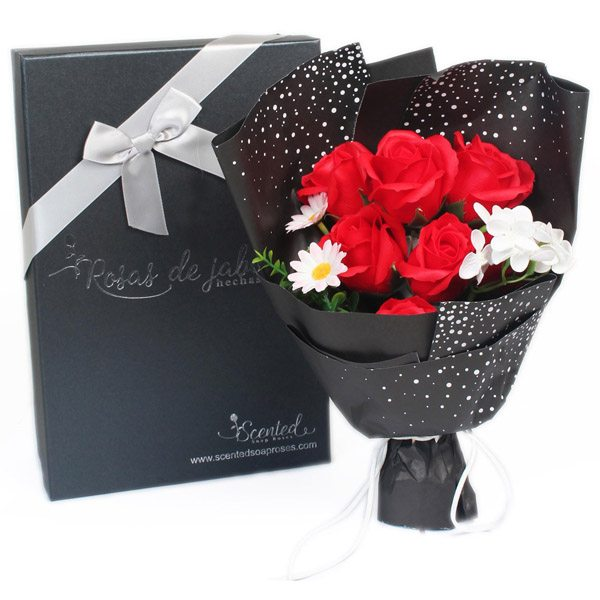 ramo rosas jabon rojas - Día de la madre en Lidl | Catálogo hasta el 6 de mayo