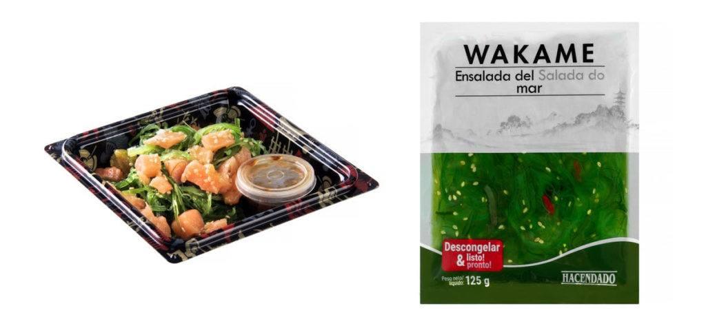 wakame mercadona1 1024x473 - Wakame en Mercadona