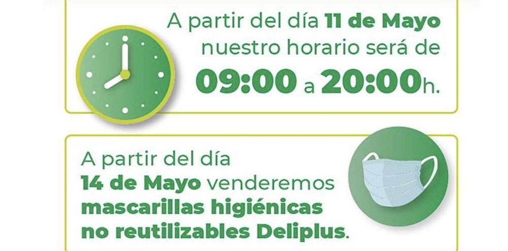 mascarillas deliplus 1 - Mascarillas Deliplus a 0,60 en Mercadona