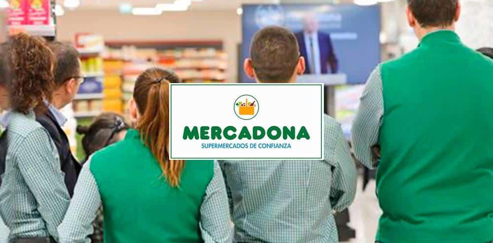 nueva jornada laboral mercadona - Nueva jornada laboral para los empleados de Mercadona