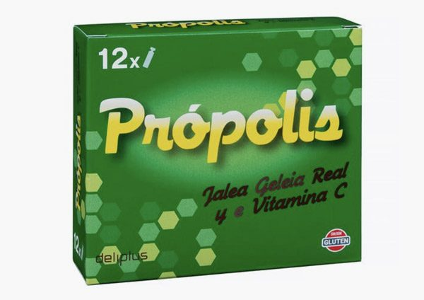 propolis jalea real - Propóleo Mercadona