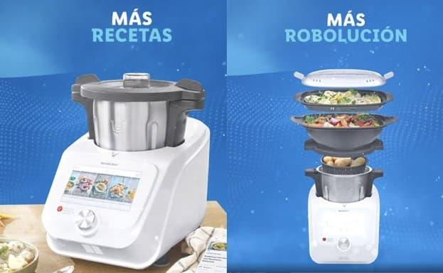 a la venta robot cocina lidl - Ya hay fecha para la venta del robot de cocina de Lidl