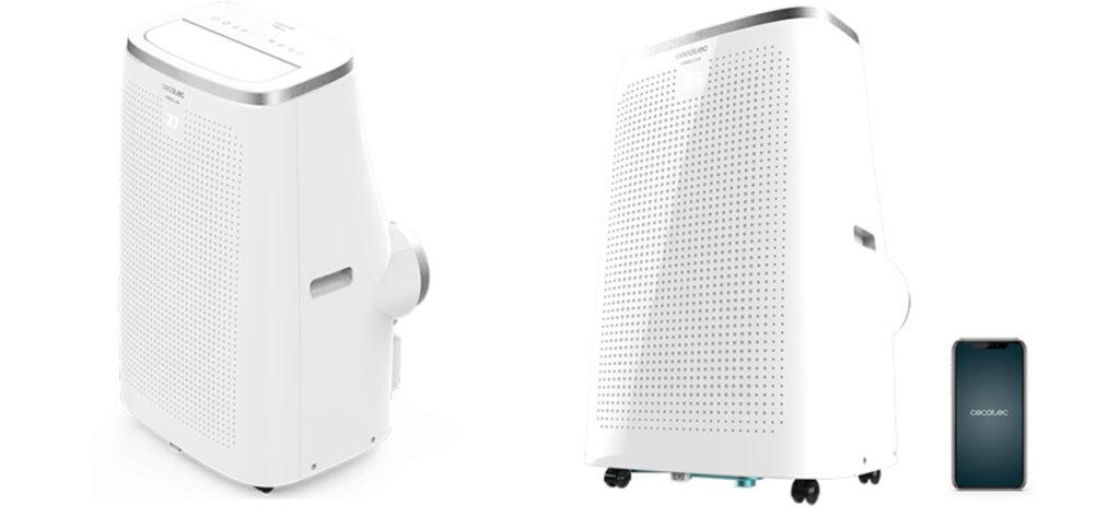 aire acondicionado cecotec forceclima 1024x473 - Aire acondicionado Cecotec ForceClima 12750 y 12500