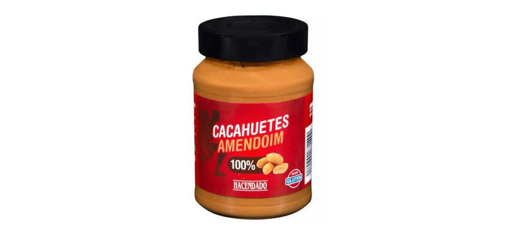 crema cacahuete mercadona 1024x473 - Crema de cacahuete de Mercadona