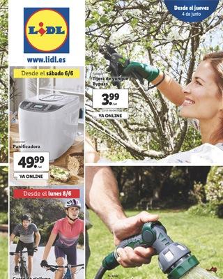 especial jardin 4 junio lidl - Catálogo LIDL del 4 al 10 Junio