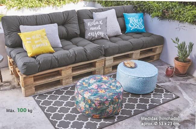 jardin lidl sofa - Catálogo LIDL jardín, barbacoa, deporte del 4 al 10 junio