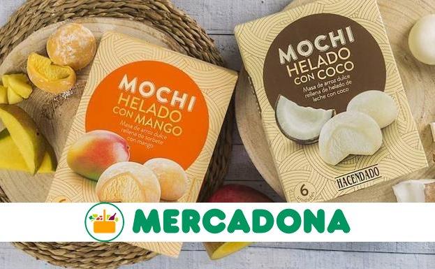 sabores mochis helados - Helados Mochi Mercadona