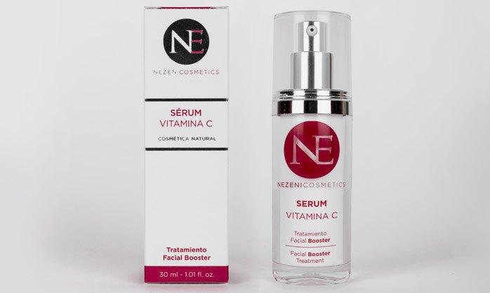 NUEVO NEZENI SERUM VITAMINA C - Nezeni Serum Vitamina C