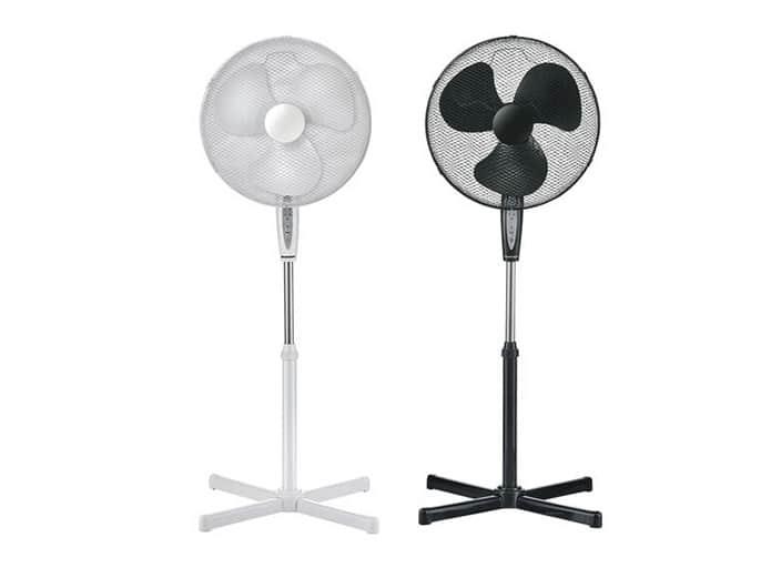 Ventilador de pie 45 W - Ventiladores en Lidl