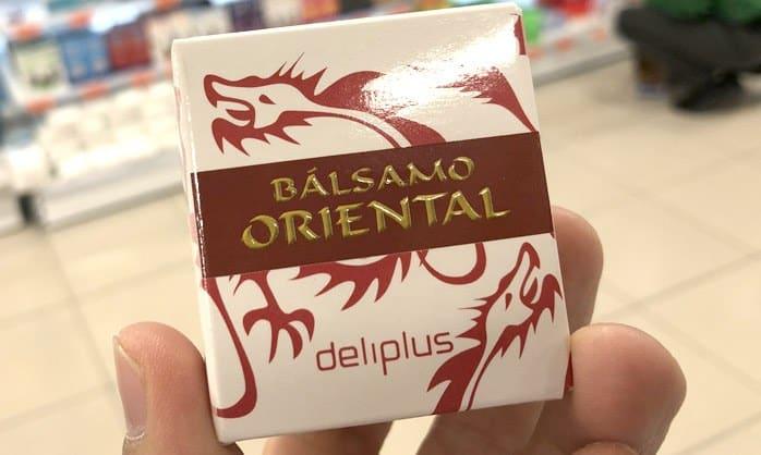 balsamo oriental deliplus - Bálsamo de Tigre Mercadona