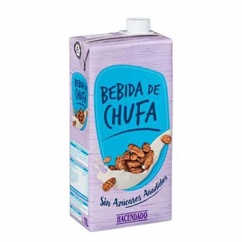 bebida chufa sin azucar mercadona - Horchata Mercadona