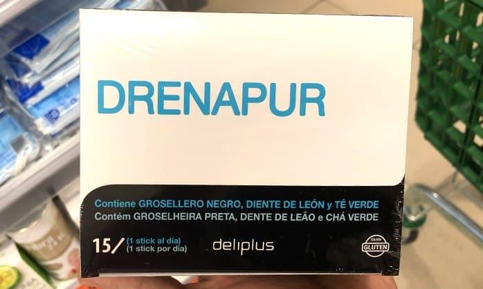 drenapur mercadona deliplus - Quemagrasas Drenapur Mercadona