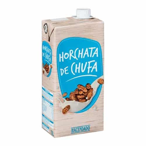 horchata chufa hacendado - Horchata Mercadona