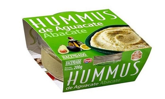 hummus aguacate mercadona - Hummus de Aguacate de Mercadona