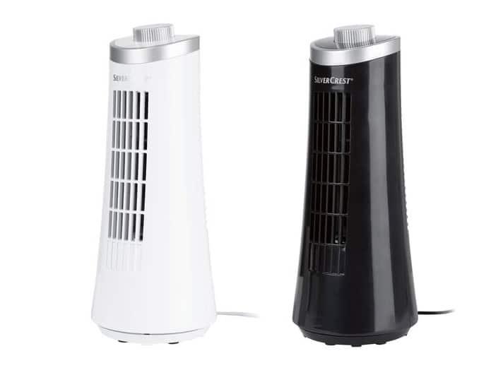 ventilador torre lidl - Ventiladores en Lidl