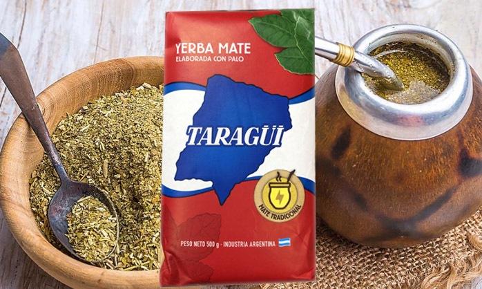 yerba mate taragui mercadona - Yerba Mate Taragui de Mercadona