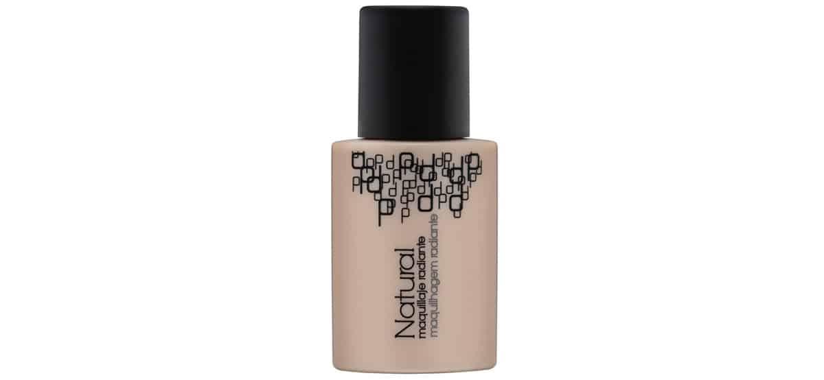 Maquillaje fluido Deliplus natural