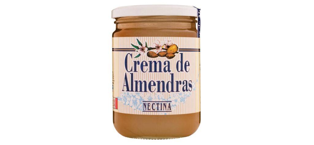 crema almendras nectina mercadona 1024x473 - Crema almendras Mercadona