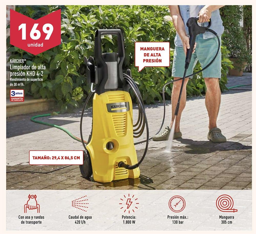 karcher limpiadora alta presion - Catálogo ALDI del 19 al 25 agosto
