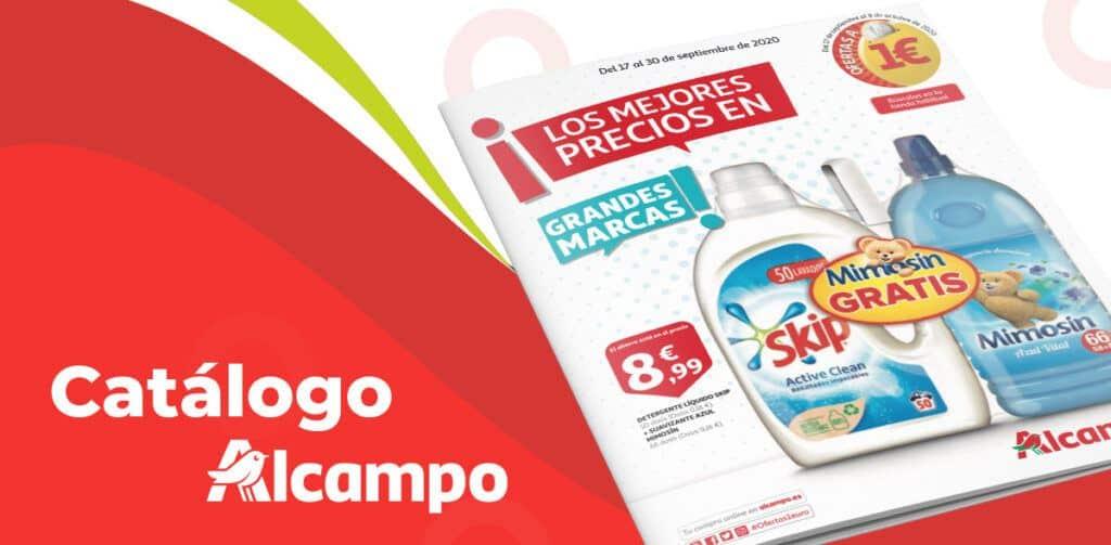 ALCAMPO 17 sep 1024x503 - Catálogo Alcampo del 17 al 30 septiembre