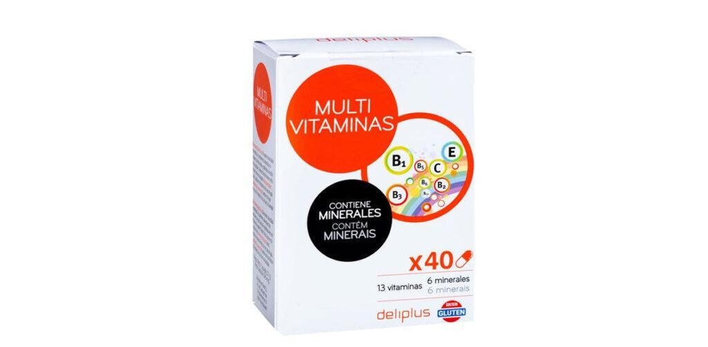 capsulas multi vitaminas 1024x503 - Cápsulas Multi Vitaminas Deliplus de Mercadona