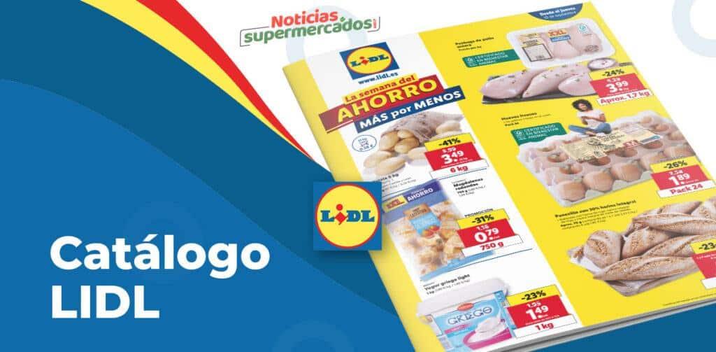 catalogo alimentacion lidl 10 septiembre 1024x503 - Catálogo alimentación LIDL del 10 al 16 septiembre