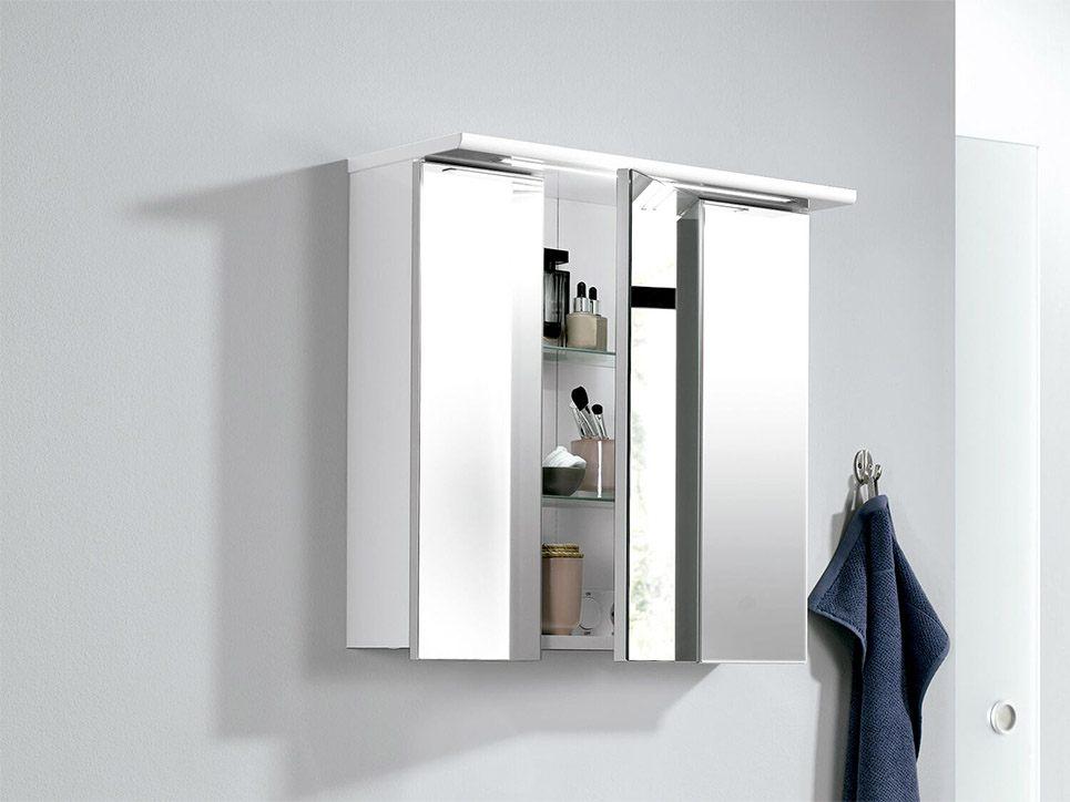 espejo lidl - Armario con espejo blanco de Lidl