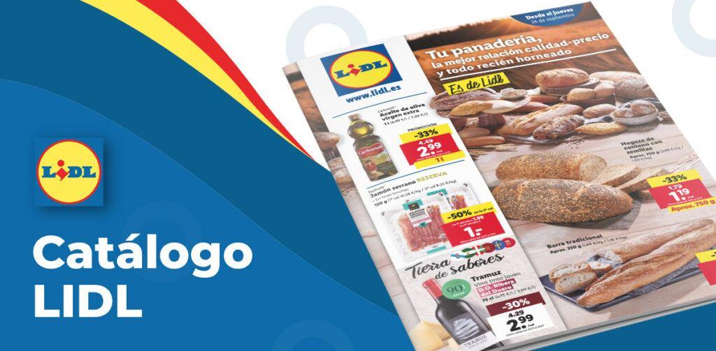 lidl alimentacion 24 septiembre 1024x503 - Catálogo alimentación Lidl del 24 al 30 septiembre