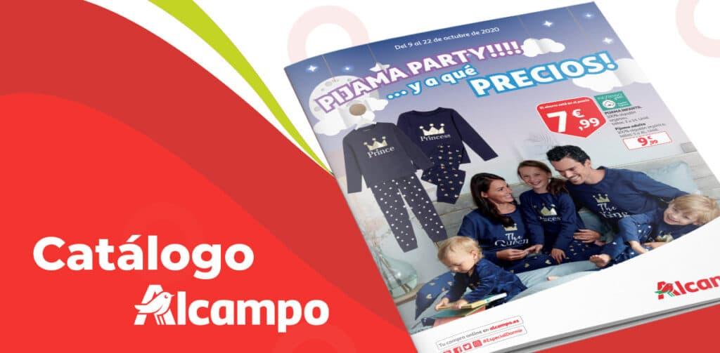 alcampo pijamas
