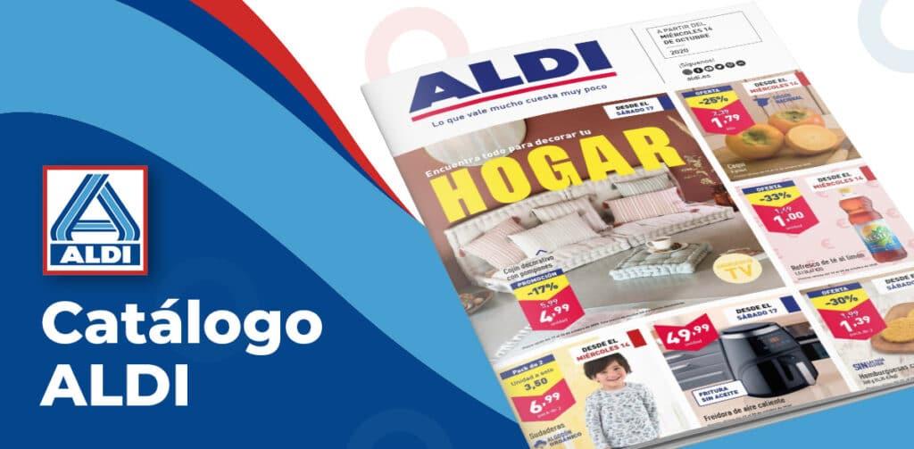 aldi hogar 1024x503 - Catálogo Aldi del 14 al 20 octubre