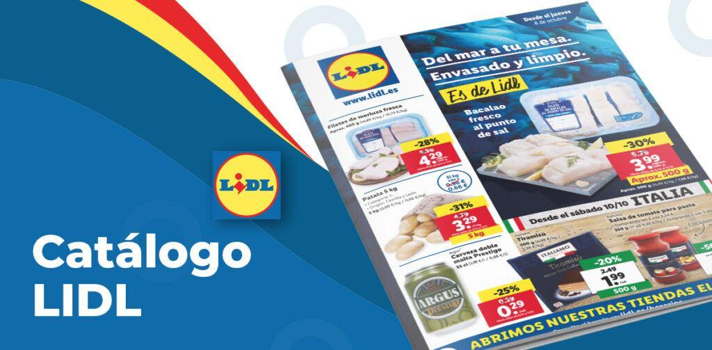 alimentacion lidl 8 octubre 1024x503 - Catálogo alimentación Lidl del 8 al 14 octubre