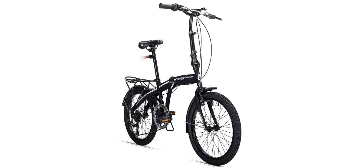 bicicleta plegable lidl