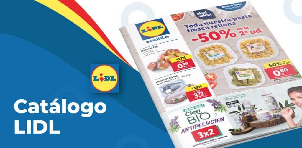 catalogo lidl online noviembre 1024x503 - Catálogo Lidl alimentación del 29 octubre al 4 noviembre