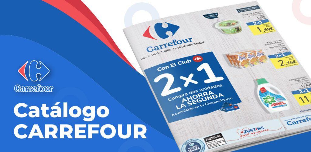 catalogo online 2x1 carrefour 1024x503 - 2x1 en Carrefour del 27 octubre al 10 noviembre