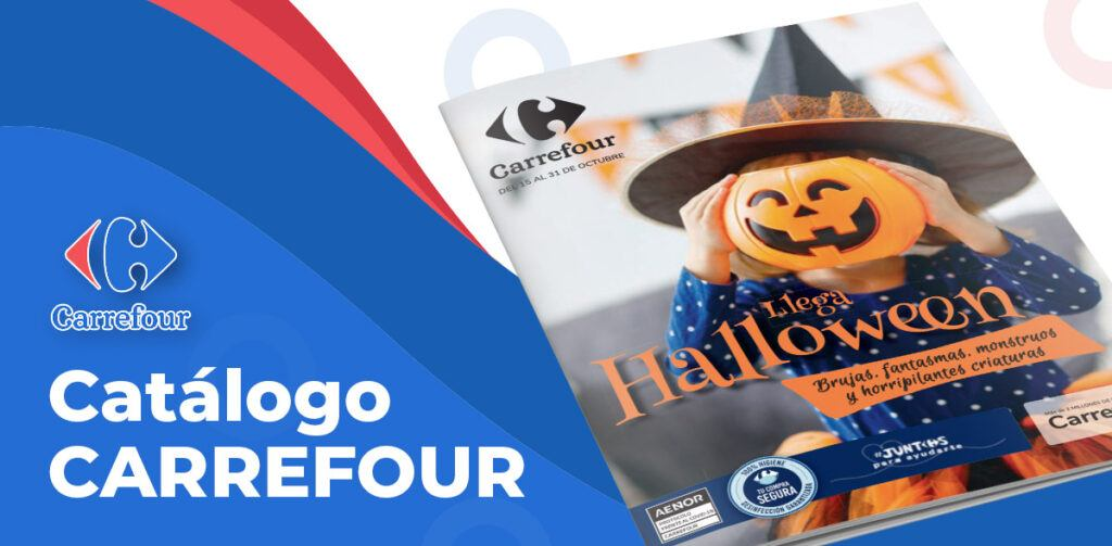 halloween carrefour 1024x503 - Folleto Carrefour Halloween