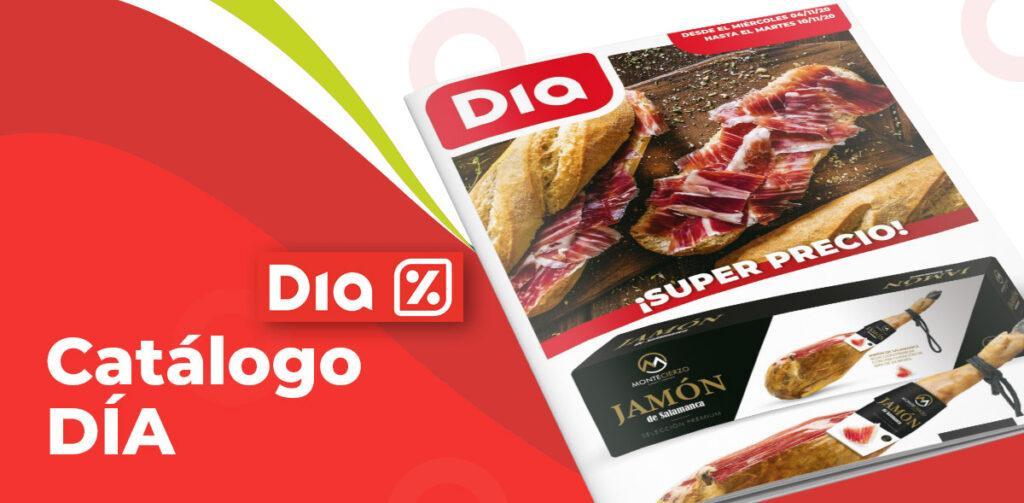 DIA jamon oferta 1024x503 - Catálogo DIA del 4 al 10 noviembre