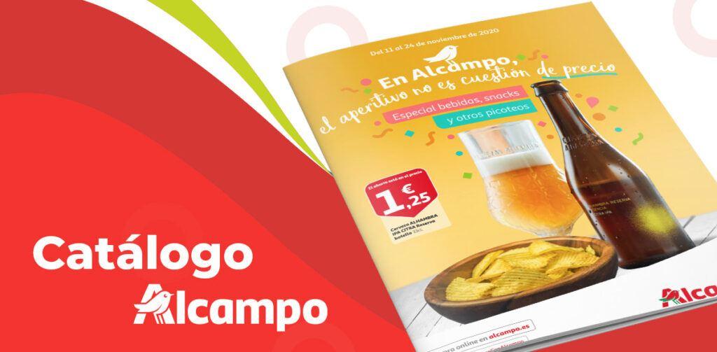 alcampo noviembre 11 1024x503 - Catálogo Alcampo del 11 al 24 noviembre