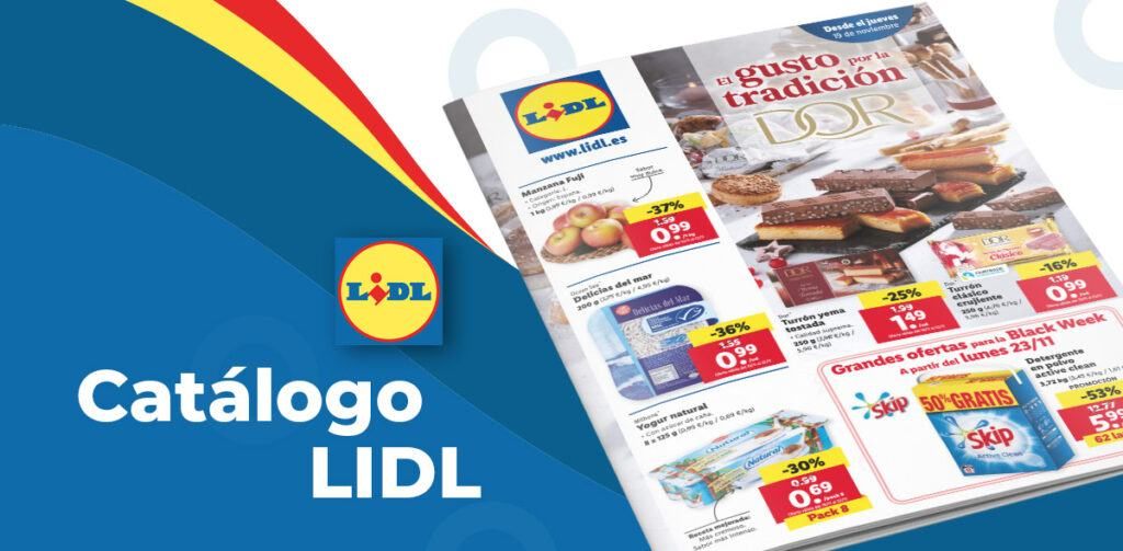 alimentacion lidl 19 1024x503 - Catálogo alimentación Lidl del 19 al 25 noviembre