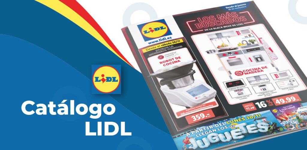 black friday lidl 2020 1024x503 - Black Friday Lidl desde el 26 Noviembre al 2 Diciembre