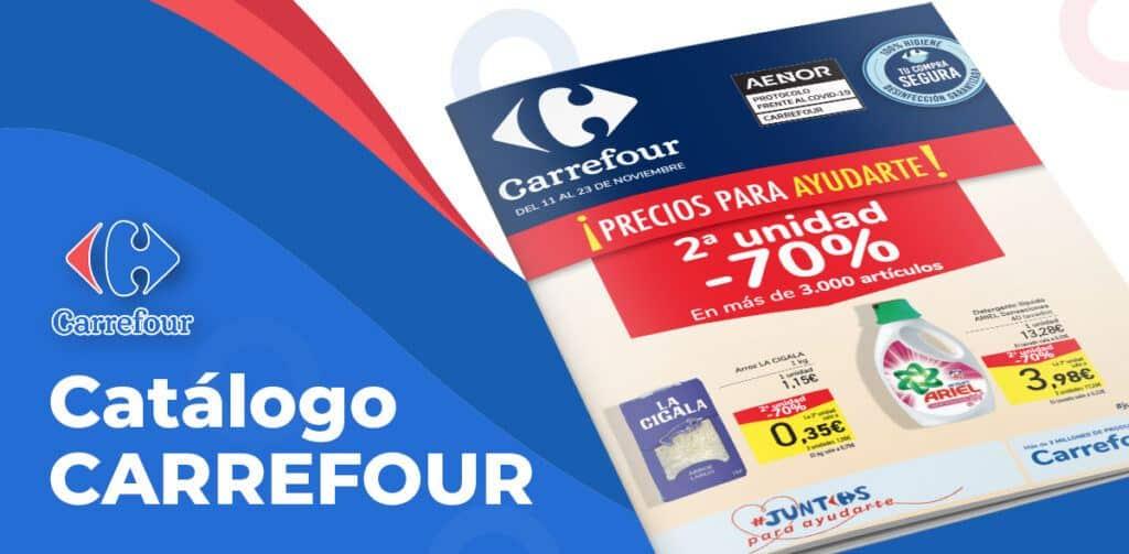 catalogo carrefour 11 noviembre 1024x503 - Catálogo online Carrefour del 11 al 23 noviembre
